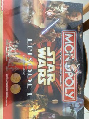 Star Wars Episode 1 Monopoly