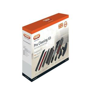 Vax New Pro Cleaning Kit Type 2 Grey, BRAND NEW UNOPENED