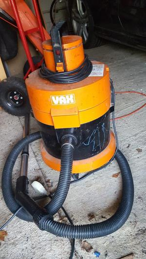 Vax carpet and vacuum cleaner