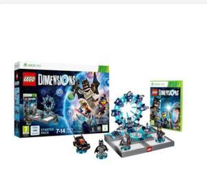 Xbox 360 lego dimensions starter pack bnib