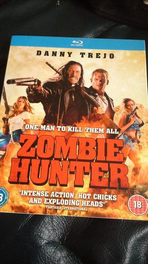 ZombieHunter Blu-ray