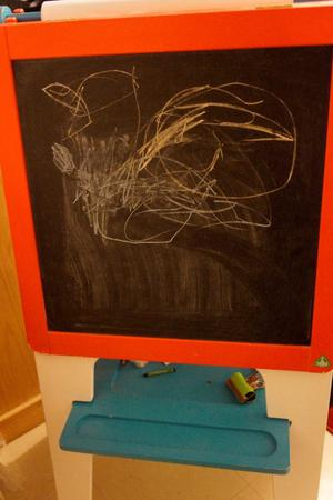 early learning drawing board