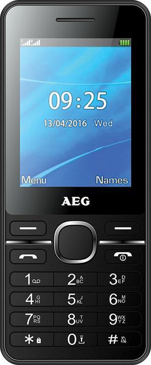 AEG M-Inch Candy Bar UK SIM-Free Mobile Phone with