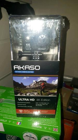 AKASO Sport Action Camera 4K, ultra HD