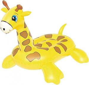 Bestway Inflatable Giraffe Float Pool Fun Toy