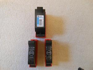 HP Printer Ink Cartridges for sale