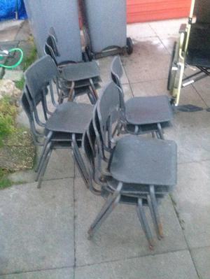 SMALL SCHOOL CHAIRS
