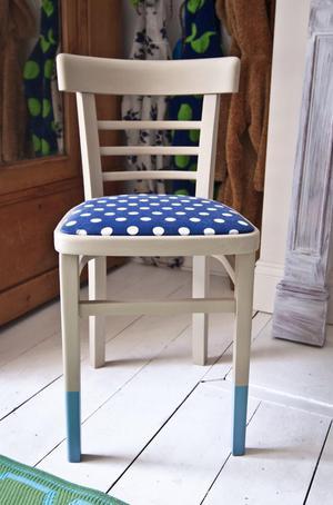 Vintage 60s kitchen chair