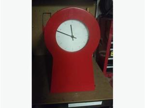 vintage style clock in Wednesbury