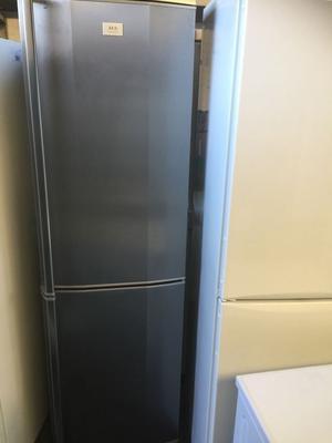 AEG stainless steel Frost Free FRIDGE Freezer good working condition (4 months warranty)