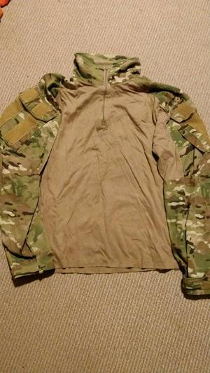 Airsoft Combat Uniform