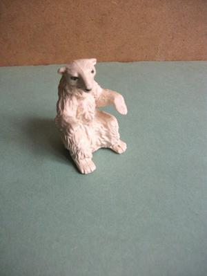 BRITAINS TOYS LTD. VINTAGE WHITE BEAR