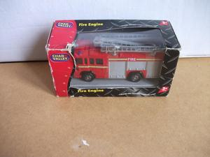 CHAD VALLEY VINTAGE FIRE ENGINE.