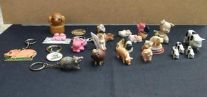 COLLECTABLE PIG COLLECTION JOB LOT.