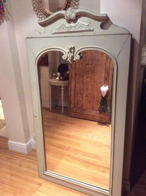 French style armoire mirrored double wardrobe posot class for French style double doors