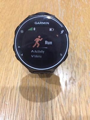 Garmin Forerunner 230 GPS running watch, excellent condition