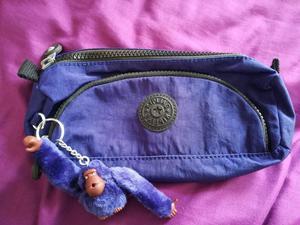 Kipling pencil case/make up bag