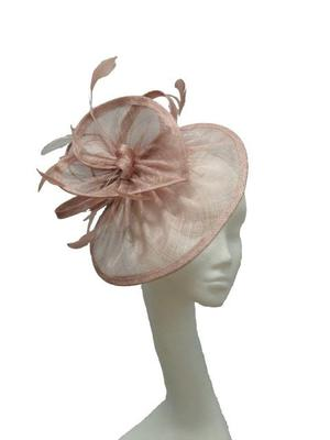 Max and Ellie blush hatinator for Mother of the Bride,Groom
