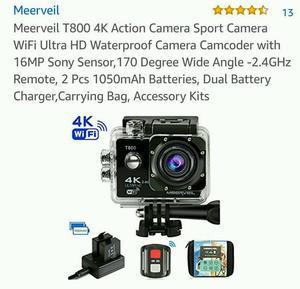 Meerveil HD DV T800 WATERPROOF CAMERA