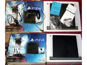 PS4 BOXED WITH 3 GAMES. in Neath