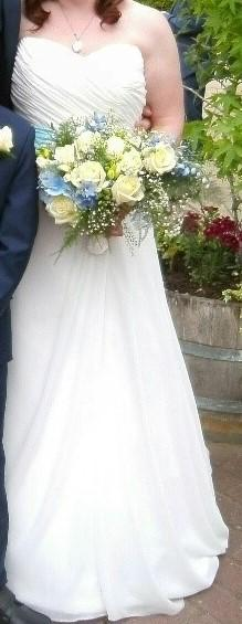 Romantica Wedding Dress Size 12