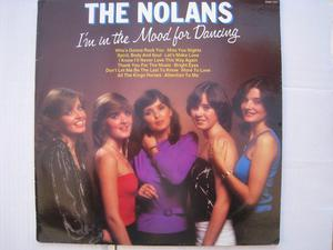 The Nolans LP (I'm in the Mood for Dancing)
