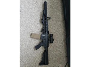 Airsoft kit for sale in Todmorden