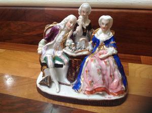 Antique Staffordshire figurine Group