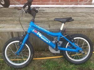 "Child's Ridgeback 14"" Bike £55 Excellent Condition"