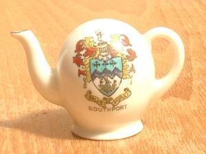 China miniature teapot