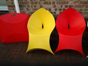 Flux Junior Furniture Chairs