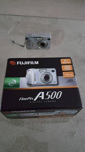 Fujifilm FinePix A500 Digital camera
