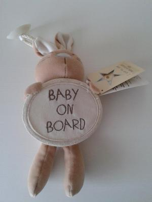 I love my bear baby on board sign