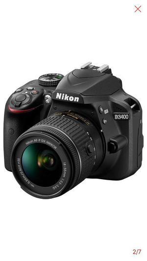 Nikon D DSLR Camera