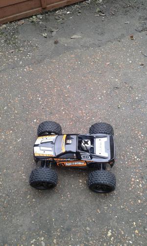 Remote control nitro buggy