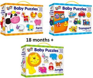 Toys New Baby Puzzles Children Gift Educational Jigsaw Kid