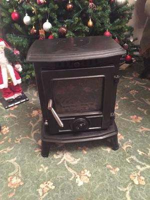 Wood burner for sale in good condition