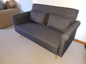flat pack 2 seater sofa in a box