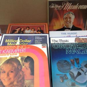 5 Readers Digest Vinyl LP Box Sets