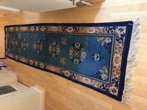 Beautiful Chinese runner carpet in very good condition
