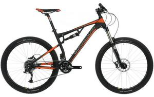 Boardman mountain bike team full suspension