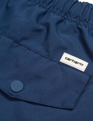 Brand New Carhartt Dean Swim Shorts - Blue - Size Medium - Unwanted Gift