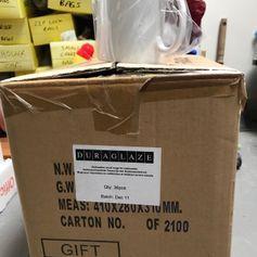 Dye Sublimation Mugs - Duraglaze Durham Mugs