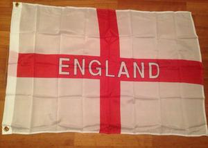 England St George Flag 3ft X 2ft New & Sealed - FREE POSTAGE