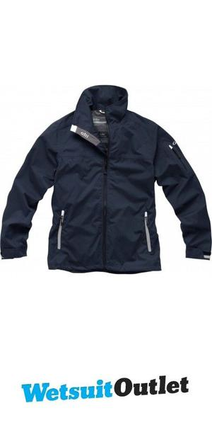 Gill Womens Crew Lite Jacket Navy W