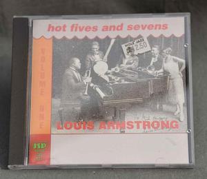 Hot Fives and Sevens Vol 1 CD