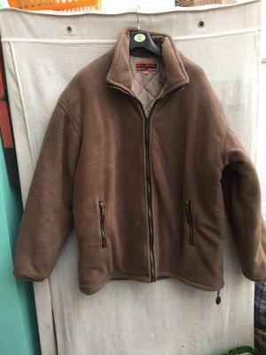 Mans Fleece Jacket XL