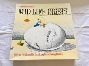 Mid-Life Crisis Board Game