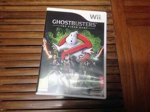 Nintendo Wii Ghostbusters the Video Game