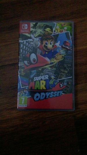Nintendo swutch games super mario uneanted xmas gift pick up croxteth